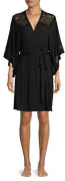 Eberjey Self-Tie Robe