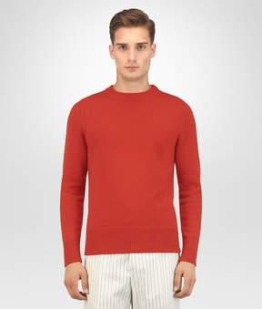 Bottega Veneta Terracotta Cashmere Sweater