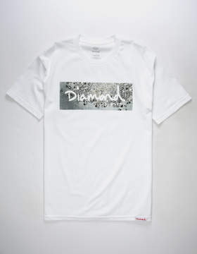Diamond Supply Co. Scattered Box Mens T-Shirt