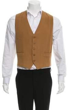 Charvet Cashmere Suit Vest