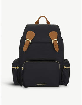 Burberry The Large Rucksack - BLACK - STYLE