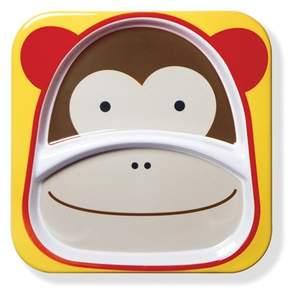 Skip Hop Monkey Zoo Plate