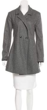 Lot 78 Lot78 Notched-Lapel Wool Coat