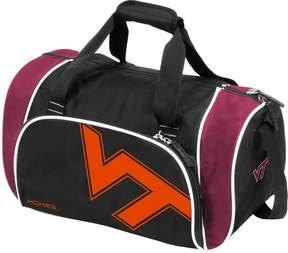 NCAA Logo Brand Virginia Tech Hokies Locker Duffel Bag