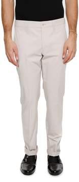 Prada Linea Rossa Stretch Saille Trousers