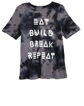 Tucker + Tate Toddler Boy's Eat Build Break Repeat Graphic T-Shirt