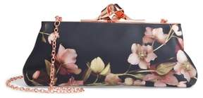 Ted Baker Nataly Knot Frame Clutch
