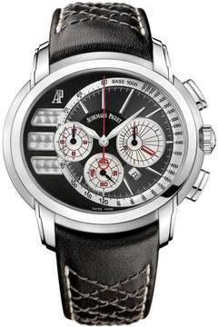 Audemars Piguet Millenary 26142st.oo.d001ve.01 Stainless Steel & Leather 47mm Mens Watch