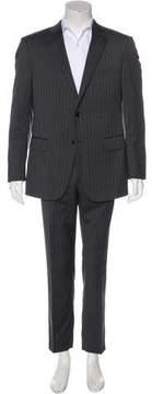 Pal Zileri Striped Wool Suit