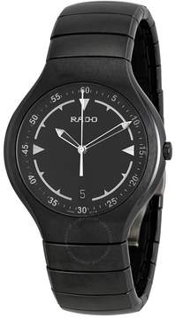 Rado True Active Black Ceramic Day Men's Watch