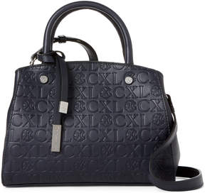 Christian Lacroix Cxl By Anabella Embossed Satchel