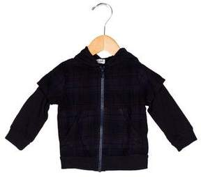 Splendid Boys' Plaid Hooded Jacket w/ Tags