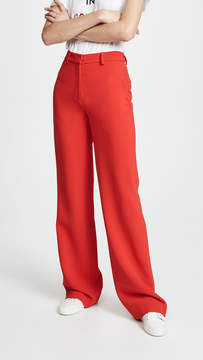 ADAM by Adam Lippes Relaxed Wide Leg Pants