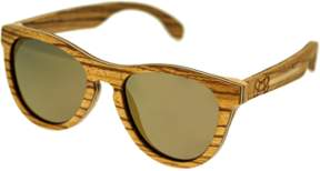 Earth Wood Del Carmen Polarized Sunglasses.
