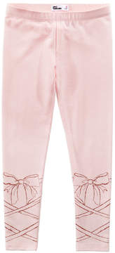 Epic Threads Mix and Match Ballet Lace-Print Leggings, Toddler Girls (2T-5T), Created for Macy's