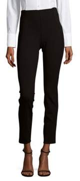 Saks Fifth Avenue BLACK Basic Ponte Pants