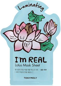 Tonymoly I'm Real Sheet Mask - Lotus (Luminating)