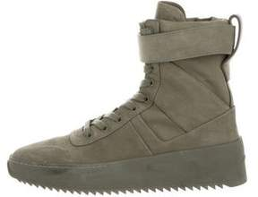 Fear Of God Military High-Top Sneakers