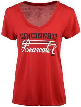 Colosseum Women's Cincinnati Bearcats PowerPlay T-Shirt