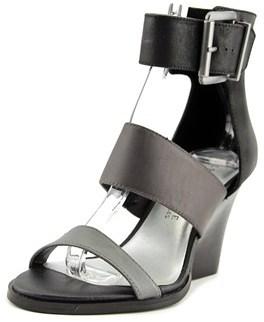 Very Volatile Serena Open Toe Leather Sandals.