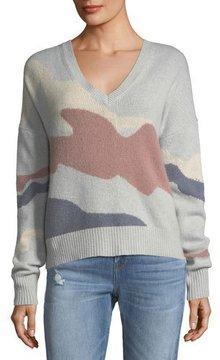 360 Sweater 360Sweater Zuleika V-Neck Cashmere Sweater