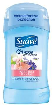 Suave Sweet Pea and Violet Antiperspirant Deodorant - 1.4oz
