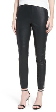 Cupcakes And Cashmere Women's 'Liliana' Faux Leather Leggings