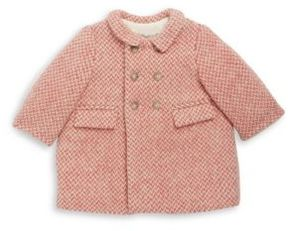 Bonpoint Baby's & Toddler's Tweed Peacoat