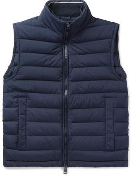 HUGO BOSS Dawson Quilted Shell Down Gilet