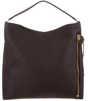 Tom Ford Alix Leather Hobo