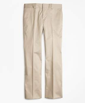 Brooks Brothers Cotton Poplin Prep Suit Trousers