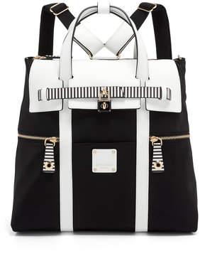 Henri Bendel Iconic Jetsetter Convertible Backpack