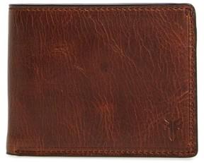 Frye Men's Logan Leather Wallet - Brown