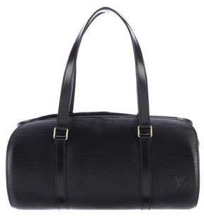 Louis Vuitton Epi Soufflot Bag - BLACK - STYLE