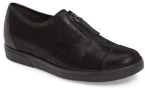 Munro American Women's Roslyn Zip Sneaker