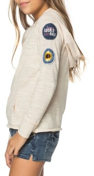 O'Neill Girl's Shawn Pullover Hoodie