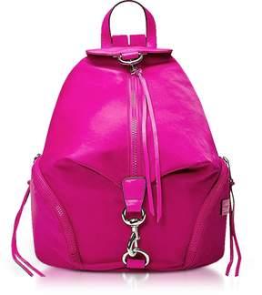Rebecca Minkoff Julian Nylon Backpack - MAGENTA - STYLE