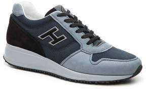 Hogan Men's Leather Retro Sneaker