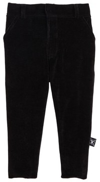 Nununu Toddler Boy's Velvet Pants