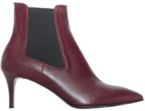 P.A.R.O.S.H. Leather Ankle Boots