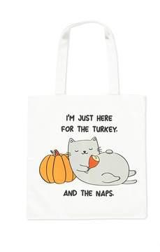Forever 21 Thanksgiving Tote Bag