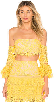 Lovers + Friends Thorne Top