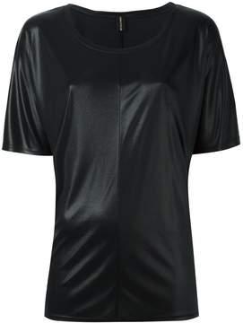 Alexandre Vauthier shimmer T-shirt