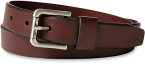 Izod Brown Cut Edge Belt - Boys 8-20