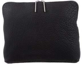 3.1 Phillip Lim Leather Zip Pouch