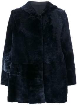 Drome hooded jacket