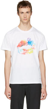 Paul Smith White Lips T-Shirt