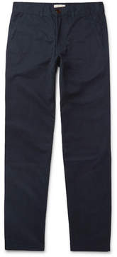 Oliver Spencer Worker Cotton-Twill Trousers
