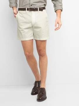 Gap Classic stretch twill shorts (7)