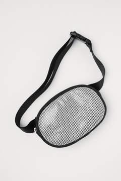 H&M Oval Belt Bag - Black